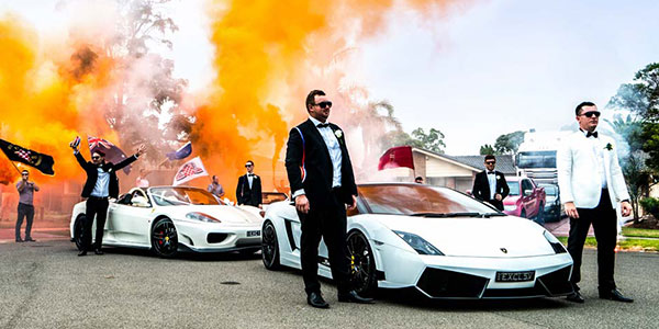Exclusive Events Hire - Prestige Car Hire Sydney
